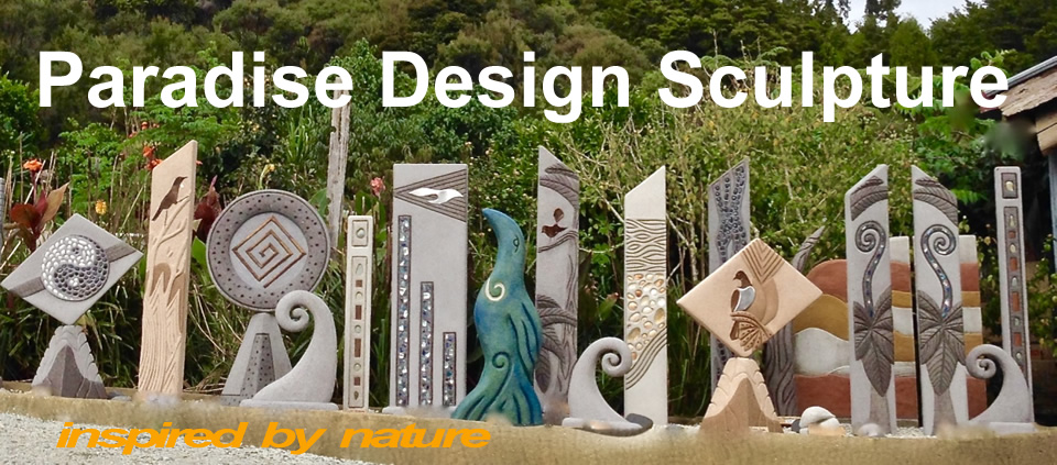 paradise design sculpture